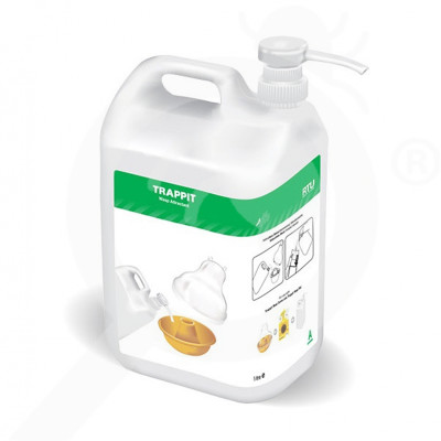 eu agrisense trap liquid wasp bait 5 l - 0