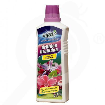 eu agro cs fertilizer orchid liquid 500 ml - 0