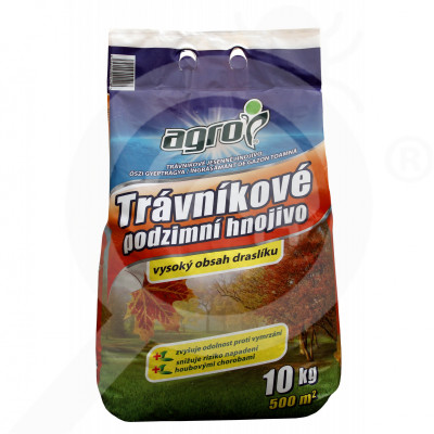 eu agro cs fertilizer grass autumn 10 kg - 0