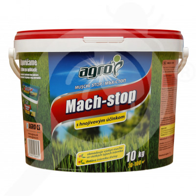 eu agro cs fertilizer moss stop 10 kg - 0