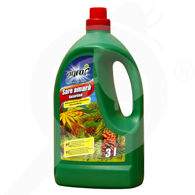 eu agro cs fertilizer epsom salt liquid 3 l - 0