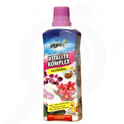 eu agro cs fertilizer vitality komplex orhchid 500 ml - 0
