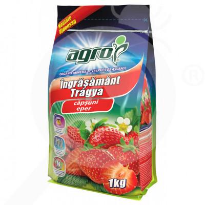 eu agro cs fertilizer organo mineral strawberry 1 kg - 0
