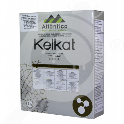 eu atlantica agricola fertilizer kelkat fe 1 kg - 0