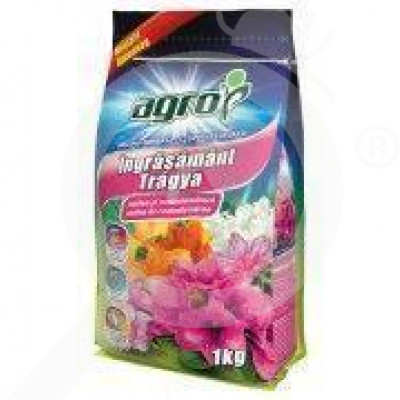eu agro cs fertilizer organo mineral azalea rhododendron 1 kg - 0