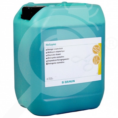 b braun disinfectant helizyme 5 litres - 1