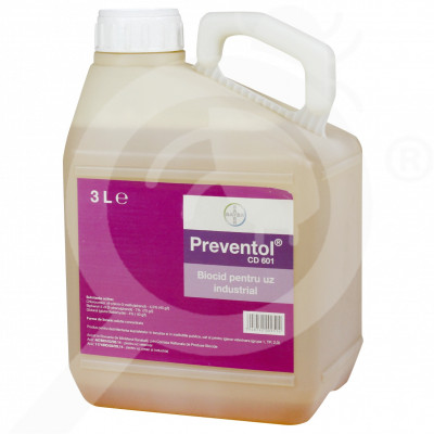 lanxess disinfectant preventol cd 3 litres - 2