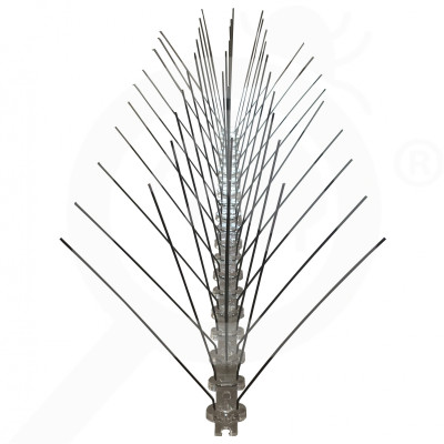 eu repellent bird spikes 100 polix 5 rows - 3