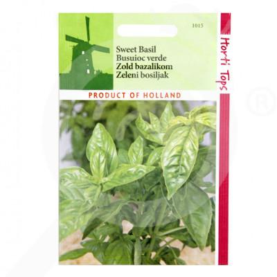 eu pieterpikzonen seed green basil 1 g - 1