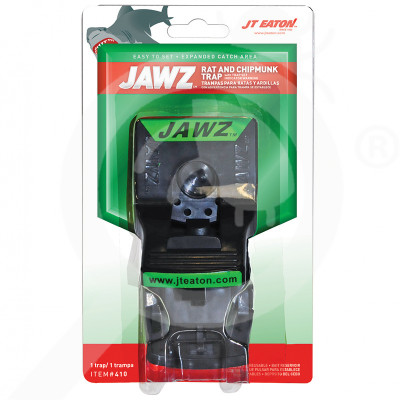 eu jt eaton trap jawz plastic rat and chipmunk trap - 0