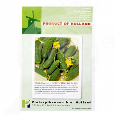 eu pieterpikzonen seed cornison paris national 10 g - 1