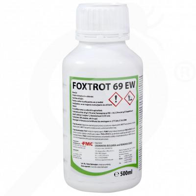 eu cheminova herbicide foxtrot 69 ew 500 ml - 0