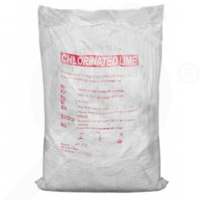 chimcomplex disinfectants chlorinated lime 30 kg - 2