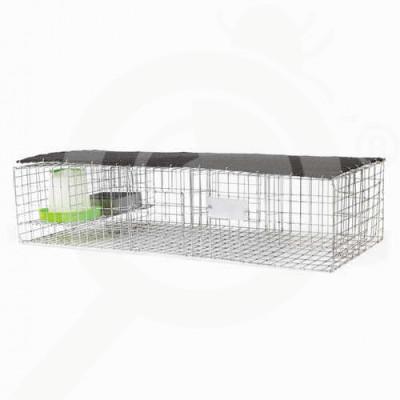 eu bird x trap pigeon trap accessories included 89x41x20 cm - 0