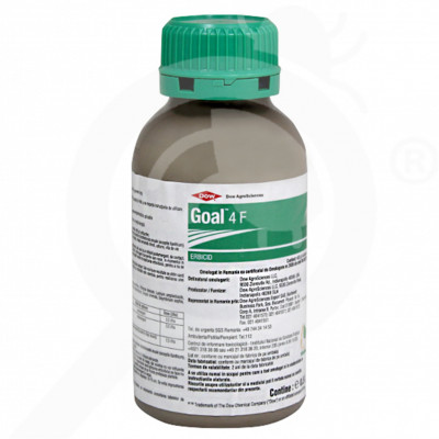 eu dow agro sciences erbicid goal 4f 500 ml - 1