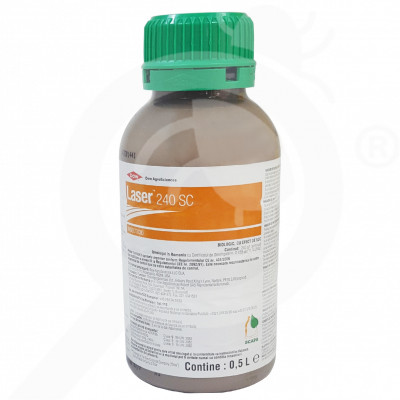 eu dow agro sciences insecticid agro laser 240 sc 500 ml - 1