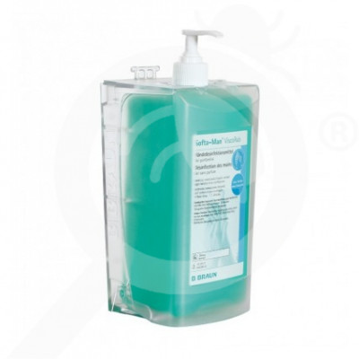 eu b braun special unit locking dosage device for 1 l bottles - 0