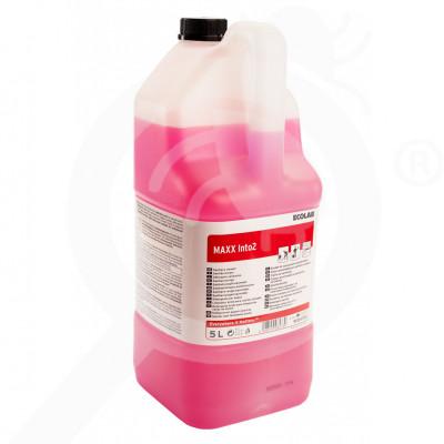 eu ecolab detergent maxx2 into 5 l - 1