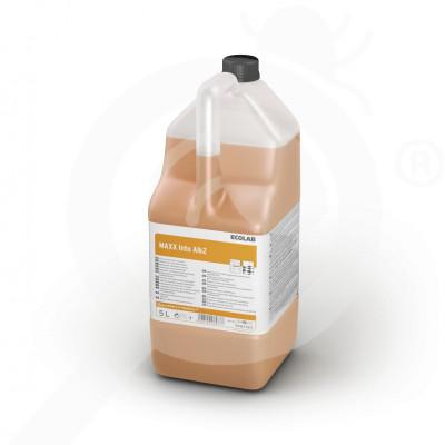 eu ecolab detergent maxx2 into alk 5 l - 1