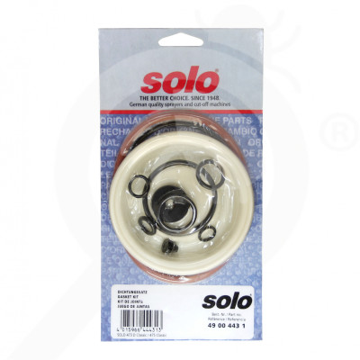 eu solo spare parts gasket set 475 473d 485 - 4