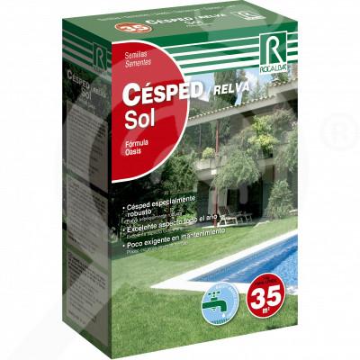 eu rocalba lawn seeds sunny area 1 kg - 0