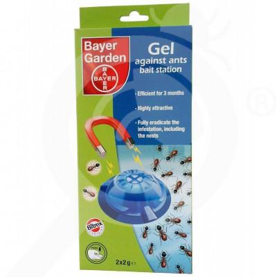 eu bayer insecticide fourmis ant 2x2 g - 0