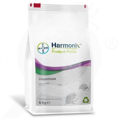 eu bayer rodenticide harmonix rodent paste 5 kg - 0