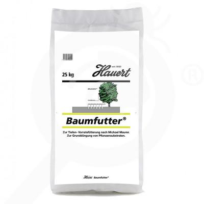 eu hauert fertilizer tree shrub baumfutter 25 kg - 0
