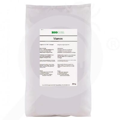 eu hauert fertilizer biorga vianos 25 kg - 0