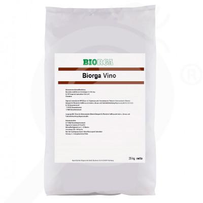 eu hauert fertilizer biorga vino 25 kg - 0