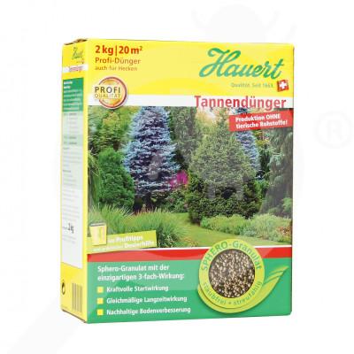 eu hauert fertilizer ornamental conifer shrub 2 kg - 0