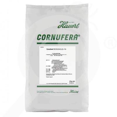 eu hauert fertilizer cornufera se fine granular 25 kg - 0