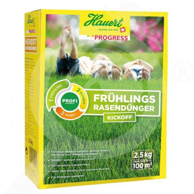 eu hauert fertilizer grass spring 2 5 kg - 0