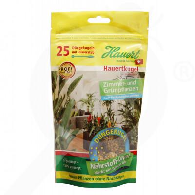 eu hauert fertilizer interior plant pellet 25 p - 0
