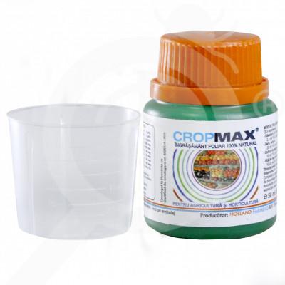 eu holland farming fertilizer cropmax 50 ml - 0