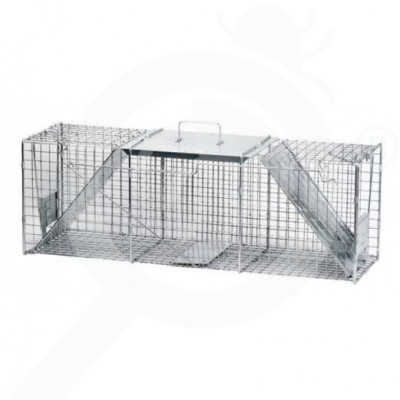 eu woodstream trap havahart 1045 two entry animal trap - 0
