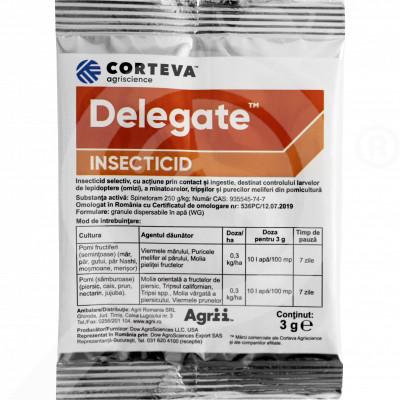 eu corteva insecticide crop delegate 3 g - 0