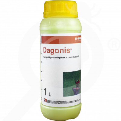 eu basf fungicide dagonis 1 l - 0
