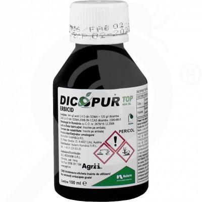eu nufarm herbicide dicopur top 464 sl 100 ml - 0