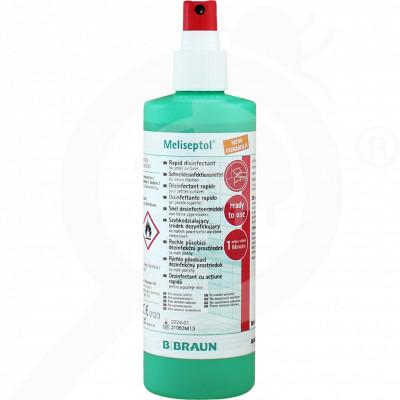 eu b braun disinfectant meliseptol 250 ml - 1