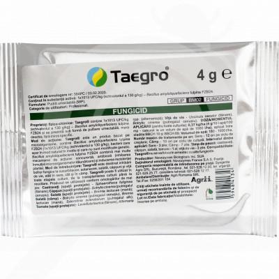 eu syngenta fungicide taegro 4 g - 1