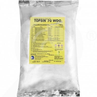 eu nippon soda fungicide topsin 70 wdg 500 g - 0