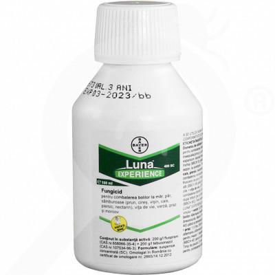 eu bayer fungicide luna experience 100 ml - 1