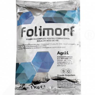 eu sharda cropchem fungicide folimorf wg 1 kg - 1