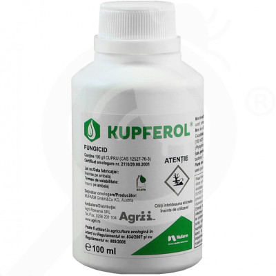 eu nufarm fungicide kupferol 100 ml - 0