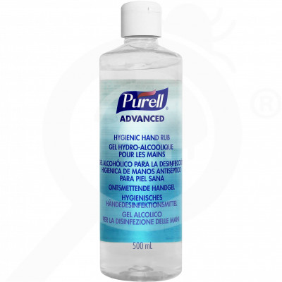 eu gojo disinfectant purell advanced 500 ml - 1