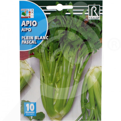 eu rocalba seed celery plein blanc pascal 10 g - 0