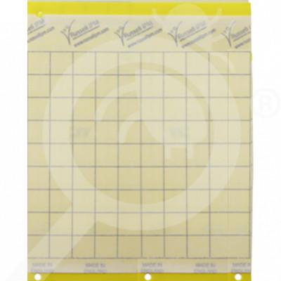 eu russell ipm adhesive trap impact yellow 20 x 25 cm - 0
