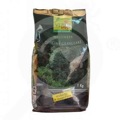 eu verde vivo fertilizer shrub conifer 1 kg - 0