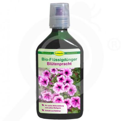 eu schacht fertilizer flowering organic fertilizer 350 ml - 0